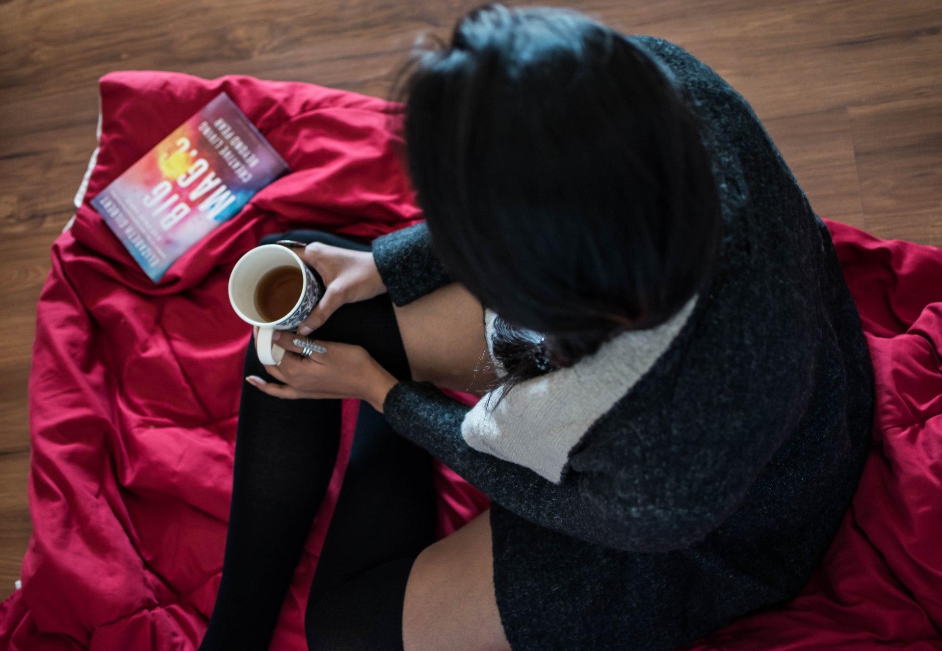 Tea, Book and Me