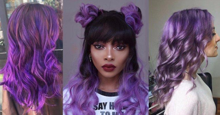 Ultra-Violet-Hair-Pantone-Color-Year-2018