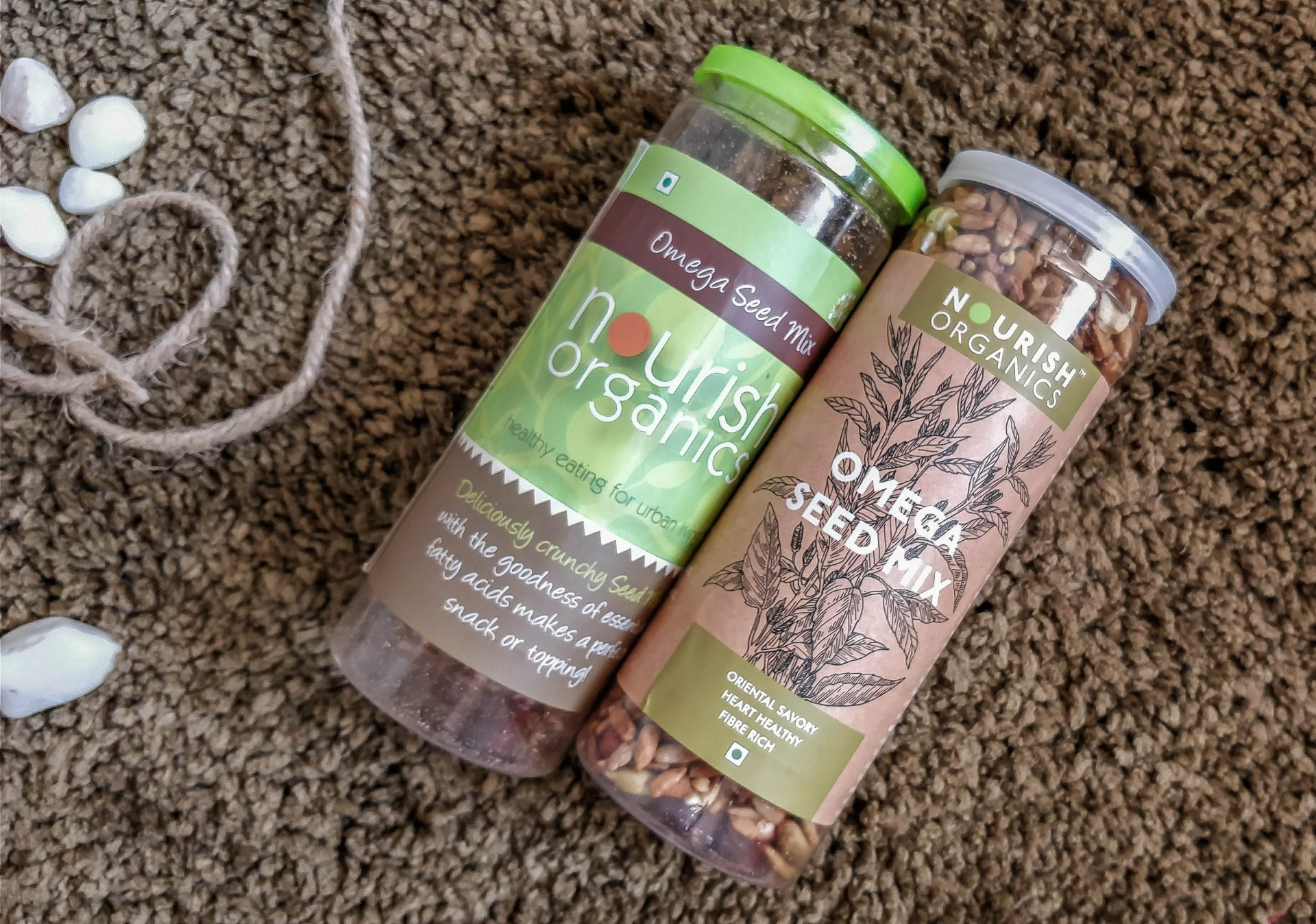 Nourish Organics Seed Mix