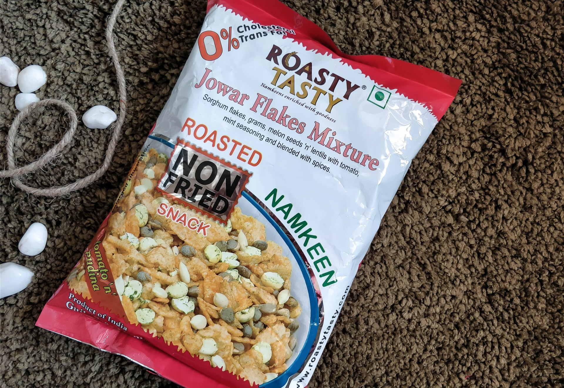 Jowar Flakes Mixture