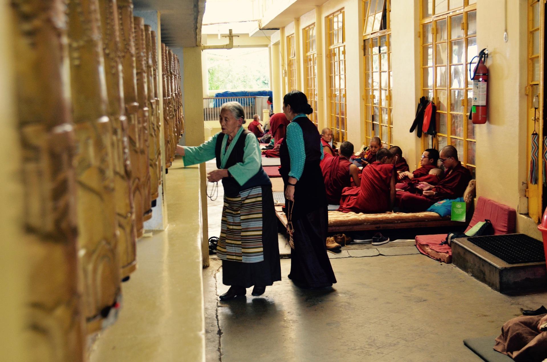 Namgyal Monastery McLeodGanj