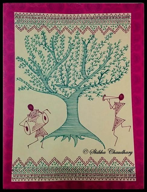 Warli Artwork