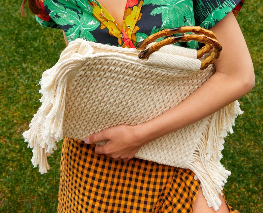 Fabric Bag   Sustainable Fashion