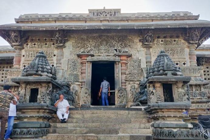 Chennakeshawa Temple, Karnataka, India